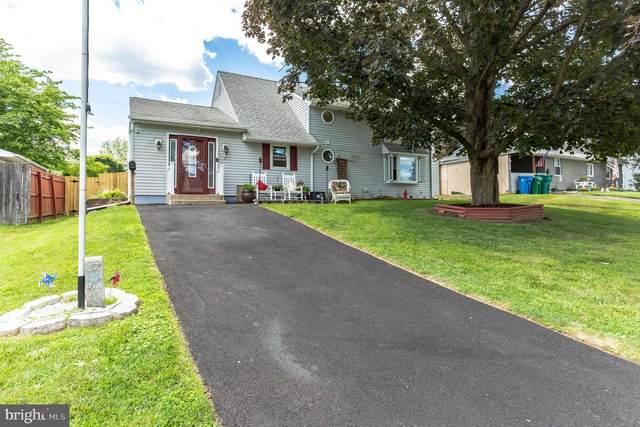 17 Inbrook Road, LEVITTOWN, PA 19057 (#PABU2001274) :: Sunrise Home Sales Team of Mackintosh Inc Realtors