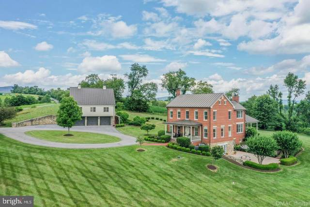 6960 Burkittsville Road, MIDDLETOWN, MD 21769 (#MDFR2000896) :: The Lutkins Group