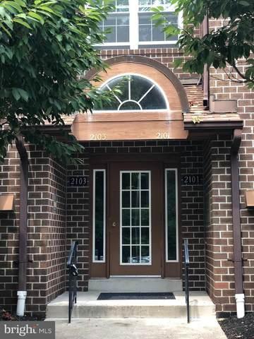 2103 Woodbox Lane B, BALTIMORE, MD 21209 (#MDBC2001660) :: The Miller Team