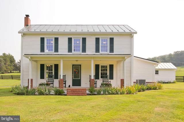517 Buck Mountain Road, BENTONVILLE, VA 22610 (MLS #VAWR2000148) :: Maryland Shore Living   Benson & Mangold Real Estate