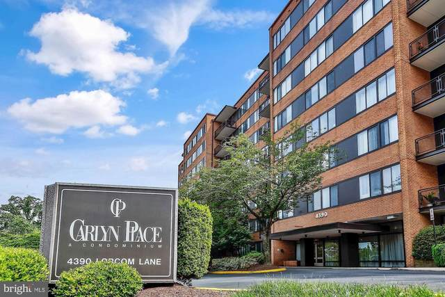 4390 Lorcom Lane #809, ARLINGTON, VA 22207 (#VAAR2001088) :: Eng Garcia Properties, LLC