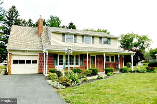 295 Pleasant Valley Drive, LEOLA, PA 17540 (#PALA2001108) :: TeamPete Realty Services, Inc