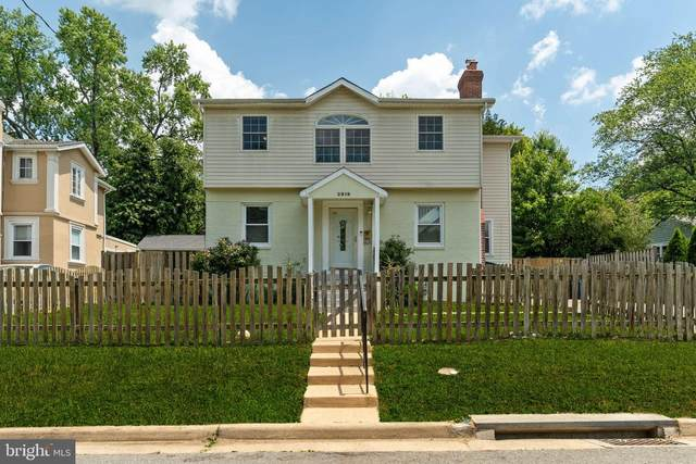 2919 Monroe Place, FALLS CHURCH, VA 22042 (#VAFX2004708) :: RE/MAX Cornerstone Realty