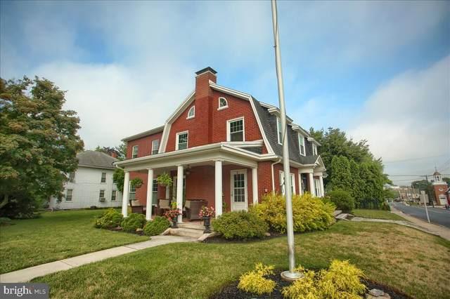 388 Center Street, MOUNT WOLF, PA 17347 (#PAYK2001608) :: Flinchbaugh & Associates