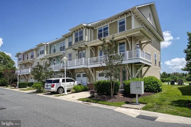 2828 Persimmon Place A6, CAMBRIDGE, MD 21613 (#MDDO2000238) :: Eng Garcia Properties, LLC