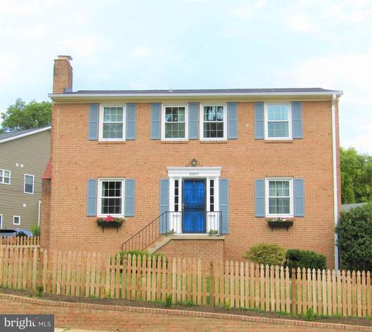 5007 N Carlin Springs Road, ARLINGTON, VA 22203 (#VAAR2001854) :: Arlington Realty, Inc.