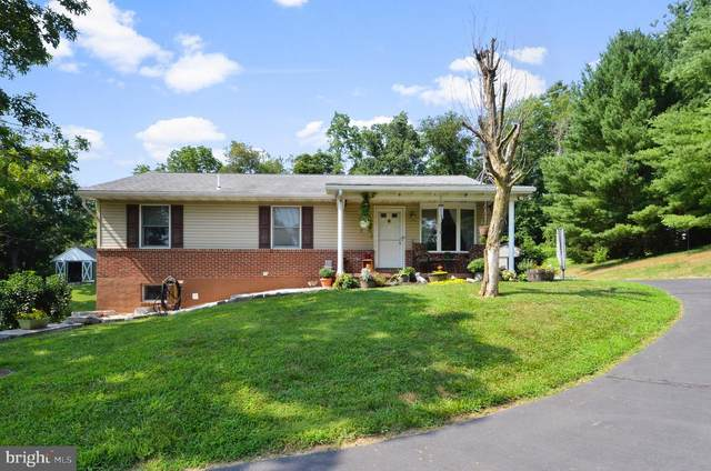 929 Federal Hill Road, STREET, MD 21154 (#MDHR2001244) :: The Licata Group / EXP Realty