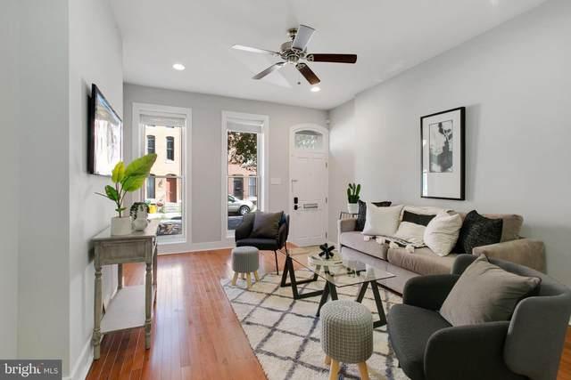 445 E Lanvale Street, BALTIMORE, MD 21202 (#MDBA2004486) :: SURE Sales Group