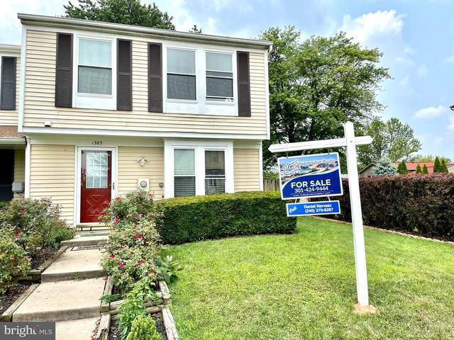 1385 David Lane, FREDERICK, MD 21703 (#MDFR2002236) :: Century 21 Dale Realty Co