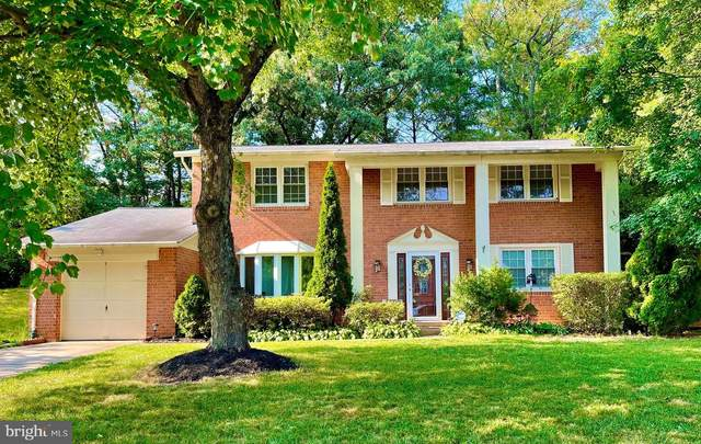 4802 Tapestry Drive, FAIRFAX, VA 22032 (#VAFX2010958) :: The Maryland Group of Long & Foster Real Estate