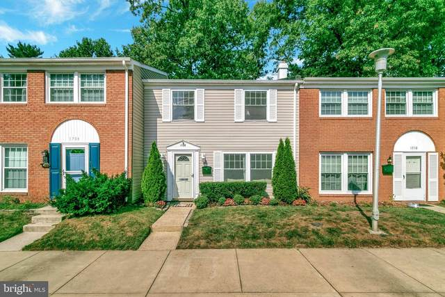 1708 Gunwood Place, CROFTON, MD 21114 (#MDAA2005988) :: Advance Realty Bel Air, Inc