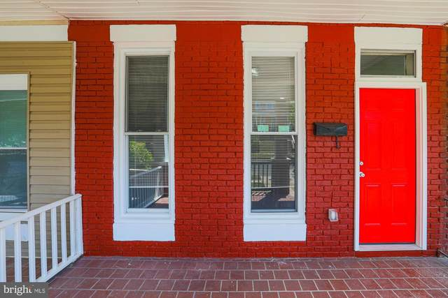3004 Windsor Avenue, BALTIMORE, MD 21216 (#MDBA2008214) :: The Vashist Group