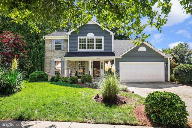 1207 Hunters Mill Avenue, FORT WASHINGTON, MD 20744 (#MDPG2008536) :: New Home Team of Maryland