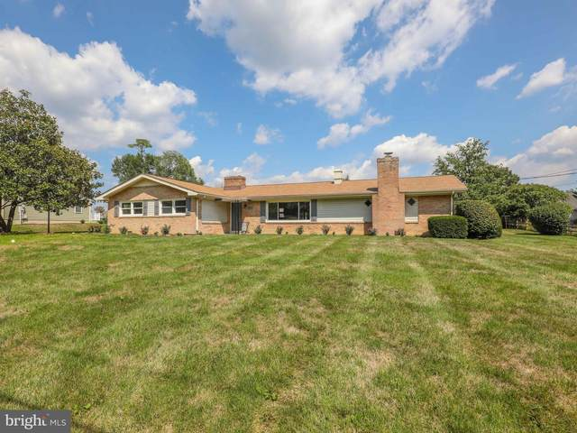 202 Stanley Drive, WINCHESTER, VA 22602 (#VAFV2001330) :: ExecuHome Realty