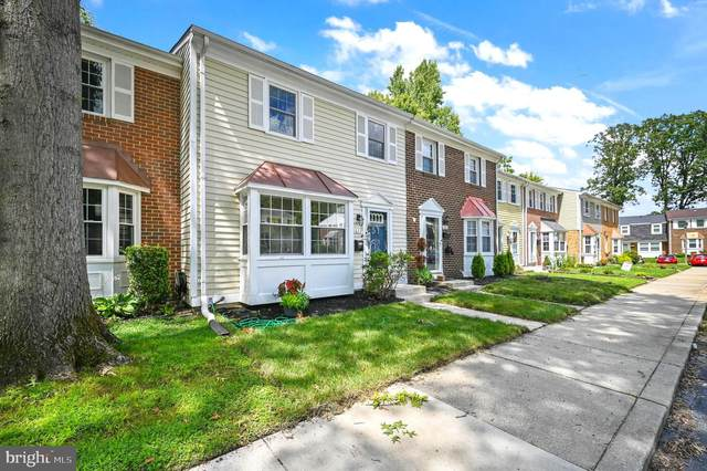 1823 Foxdale Court #145, CROFTON, MD 21114 (#MDAA2007478) :: Integrity Home Team