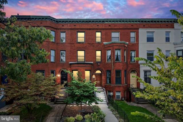 1242 Irving Street NW, WASHINGTON, DC 20010 (#DCDC2009652) :: CENTURY 21 Core Partners