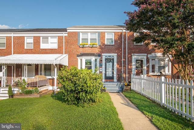 629 Middlesex Road, BALTIMORE, MD 21221 (#MDBC2008730) :: The Vashist Group