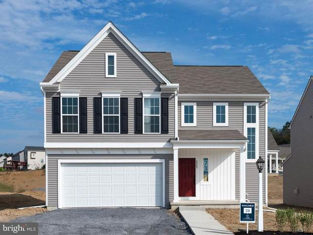1723 Bradley Drive, HARRISBURG, PA 17110 (#PADA2002842) :: CENTURY 21 Home Advisors