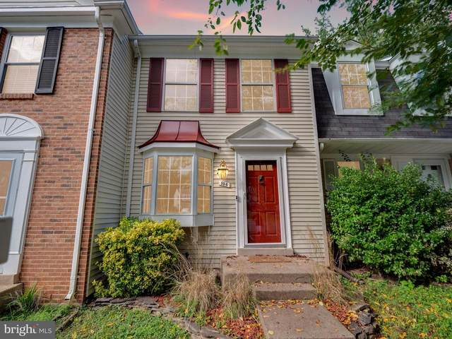 106 Bickel Court, STERLING, VA 20165 (#VALO2006990) :: The Maryland Group of Long & Foster Real Estate