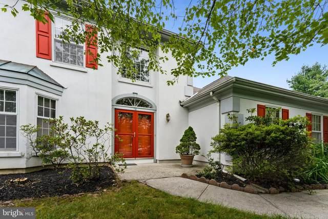 10 Whitney Place, PRINCETON JUNCTION, NJ 08550 (#NJME2004134) :: Linda Dale Real Estate Experts