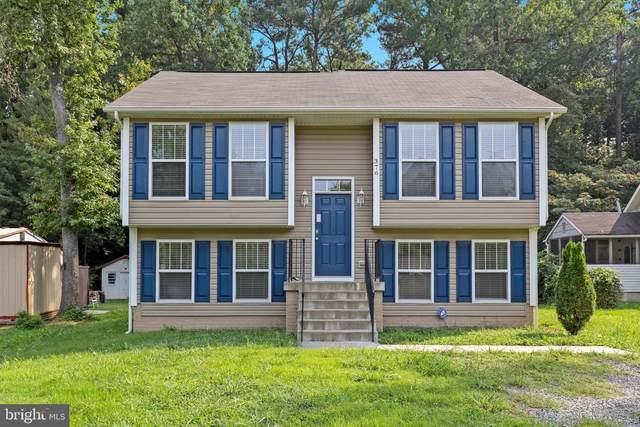 376 Lake Drive, COLONIAL BEACH, VA 22443 (#VAWE2000566) :: Dart Homes