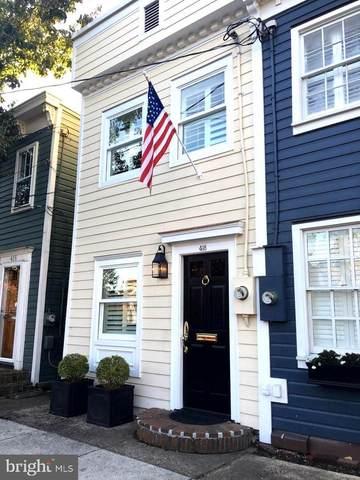 418 Gibbon Street, ALEXANDRIA, VA 22314 (#VAAX2003080) :: The Vashist Group