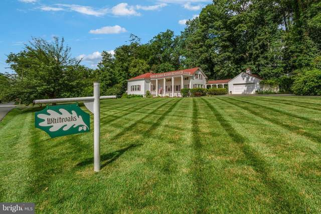 9324 Old Burke Lake Road, BURKE, VA 22015 (#VAFX2018608) :: Jennifer Mack Properties