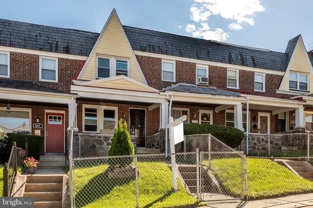 3813 Woodridge Road, BALTIMORE, MD 21229 (#MDBA2011268) :: The Putnam Group