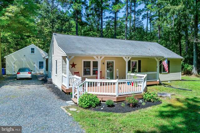 124 Touhey Drive, STEVENSVILLE, MD 21666 (#MDQA2000970) :: Shamrock Realty Group, Inc