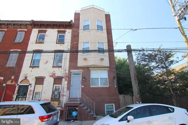 1832 W Montgomery Avenue, PHILADELPHIA, PA 19121 (#PAPH2028546) :: Team Martinez Delaware