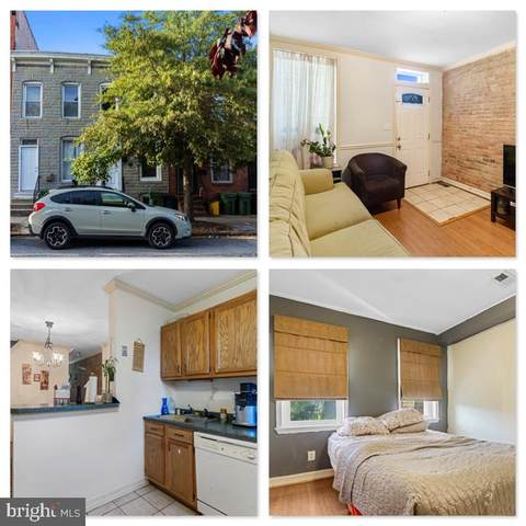 320 W 28TH Street, BALTIMORE, MD 21211 (#MDBA2012882) :: The Mike Coleman Team