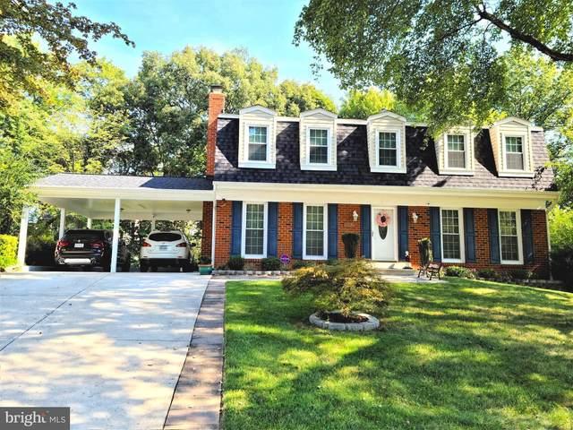 6937 Sydenstricker Road, SPRINGFIELD, VA 22152 (#VAFX2022684) :: McClain-Williamson Realty, LLC.