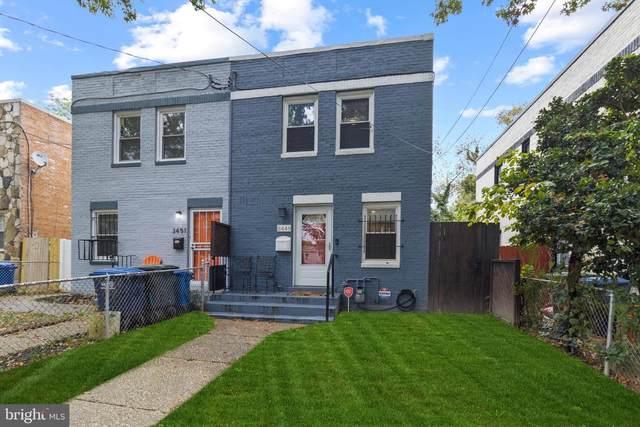 3449 Minnesota Avenue SE, WASHINGTON, DC 20019 (#DCDC2016764) :: Betsher and Associates Realtors