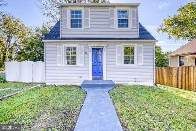 2015 Russell Avenue, BALTIMORE, MD 21207 (#MDBC2013492) :: The Sky Group