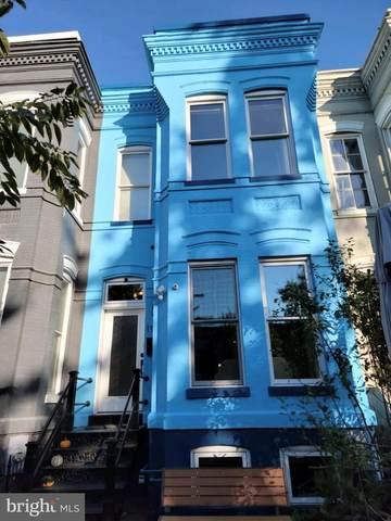 1911 11TH Street NW, WASHINGTON, DC 20001 (#DCDC2017798) :: The Gus Anthony Team