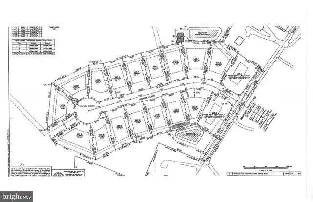 Lot # 15, 1009 Stonehill Lane, CARLISLE, PA 17015 (#1002670615) :: TeamPete Realty Services, Inc