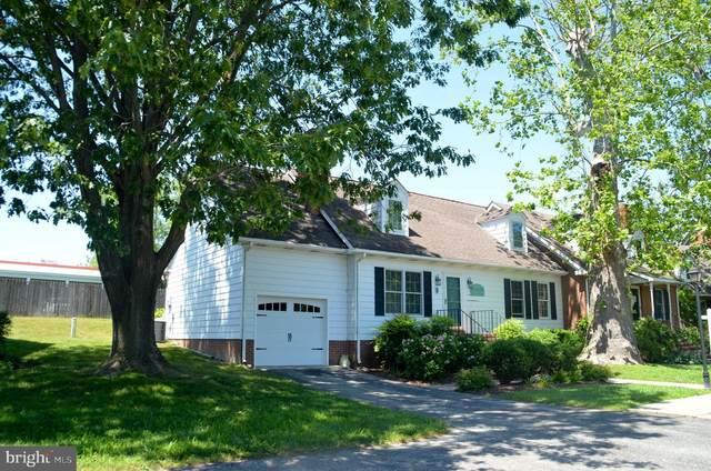 295-E Bay Street #5, EASTON, MD 21601 (#MDTA100023) :: The Putnam Group