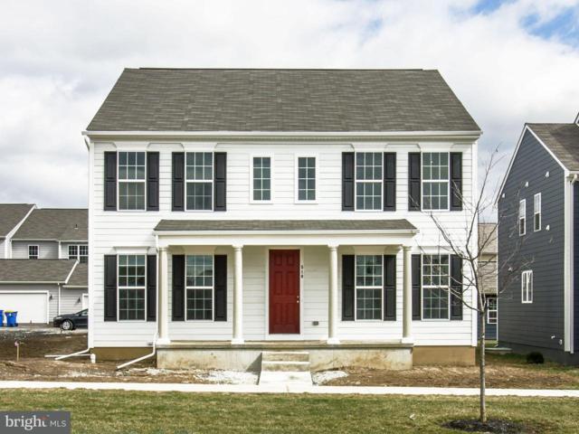 510 Cain Alley, MECHANICSBURG, PA 17050 (#1000088852) :: The Joy Daniels Real Estate Group