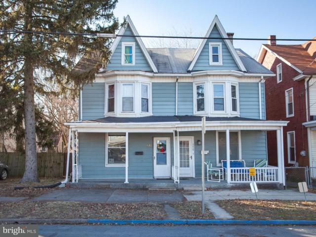 3428 N 6TH Street, HARRISBURG, PA 17110 (#1000104918) :: Benchmark Real Estate Team of KW Keystone Realty