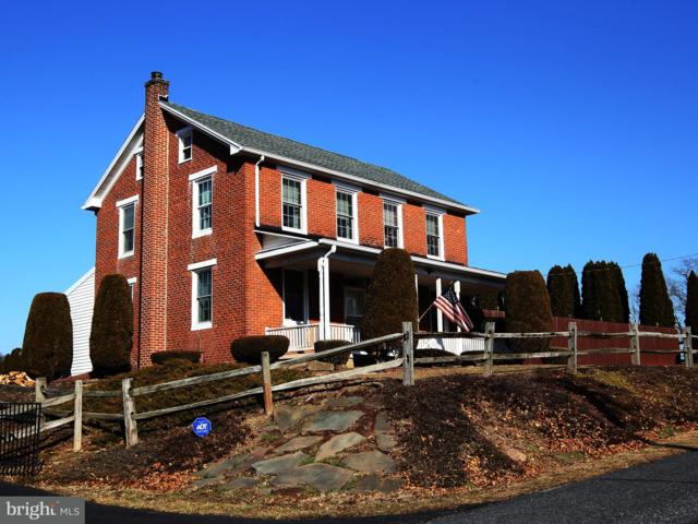 320 Spangler School Road, GETTYSBURG, PA 17325 (#1000129796) :: Teampete Realty Services, Inc