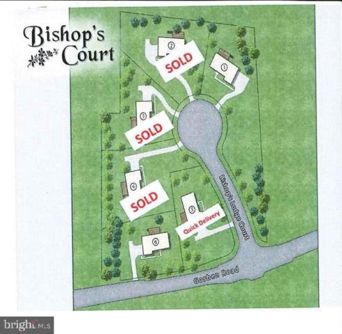 Lot # 6 Bishops Court, WEST CHESTER, PA 19380 (#1000686500) :: REMAX Horizons