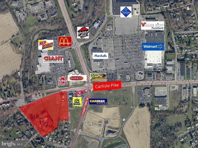 6563 Carlisle Pike, MECHANICSBURG, PA 17050 (#1000867396) :: Iron Valley Real Estate