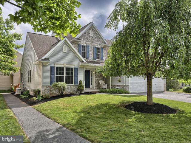 611 Pondside Lane, LEBANON, PA 17042 (#1001527310) :: The Joy Daniels Real Estate Group