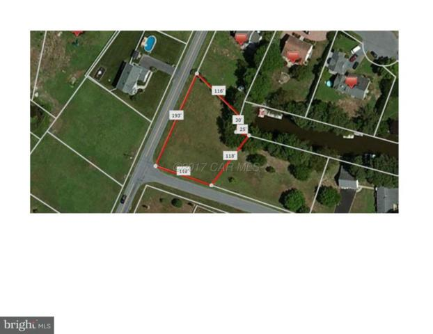 12332 Dixie Drive Lot 20, BISHOPVILLE, MD 21813 (#1001562338) :: Brandon Brittingham's Team