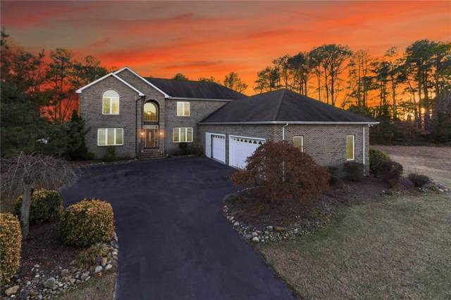 141 Creekside Drive, DAGSBORO, DE 19939 (#1001569758) :: RE/MAX Coast and Country