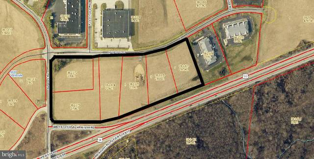 Highlands Boulevard Lots 1 - 6, COATESVILLE, PA 19320 (#1001933032) :: Bob Lucido Team of Keller Williams Integrity
