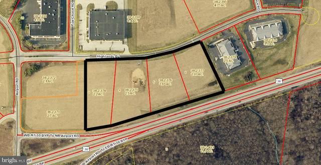 Highlands Boulevard Lots 3-6, COATESVILLE, PA 19320 (#1001933802) :: Keller Williams Real Estate