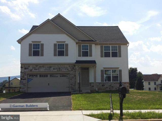 231 Highland Terrace Way, BOILING SPRINGS, PA 17007 (#1001933978) :: Benchmark Real Estate Team of KW Keystone Realty