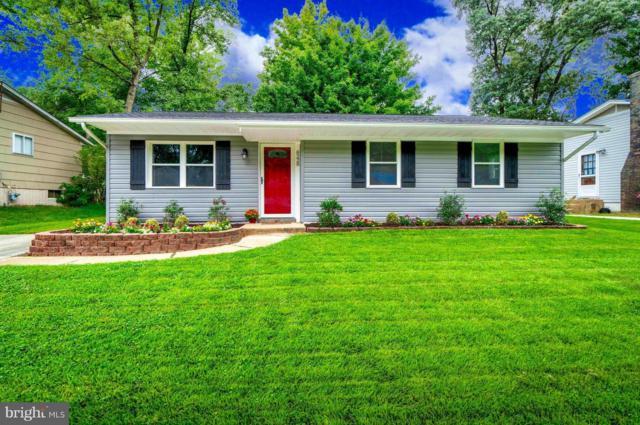 8228 Rupert Road N, MILLERSVILLE, MD 21108 (#1003465608) :: Colgan Real Estate