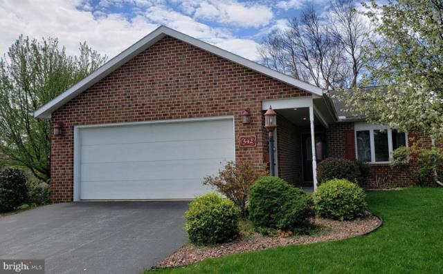 342 Parkwood Drive, CHAMBERSBURG, PA 17201 (#1003797326) :: The Joy Daniels Real Estate Group